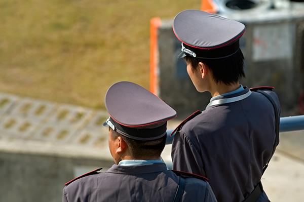 Guard Service in Cleveland, Cincinnati, Columbus