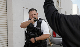 Armed Guards and Unarmed Guards in Cincinnati, Cleveland, Columbus, Ohio