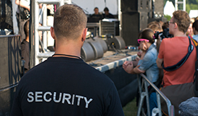 Security Service in Akron, Canton, Cincinnati, Cleveland, Columbus